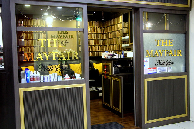 The Mayfair Nail Spa