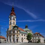 St. Vid church, Ljubljana, Slovenia