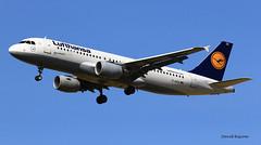 Airbus A320 ~ D-AIZA  Lufthansa