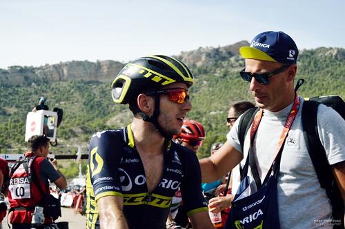Adam Yates (Orica-Scott), Vuelta a España 2017