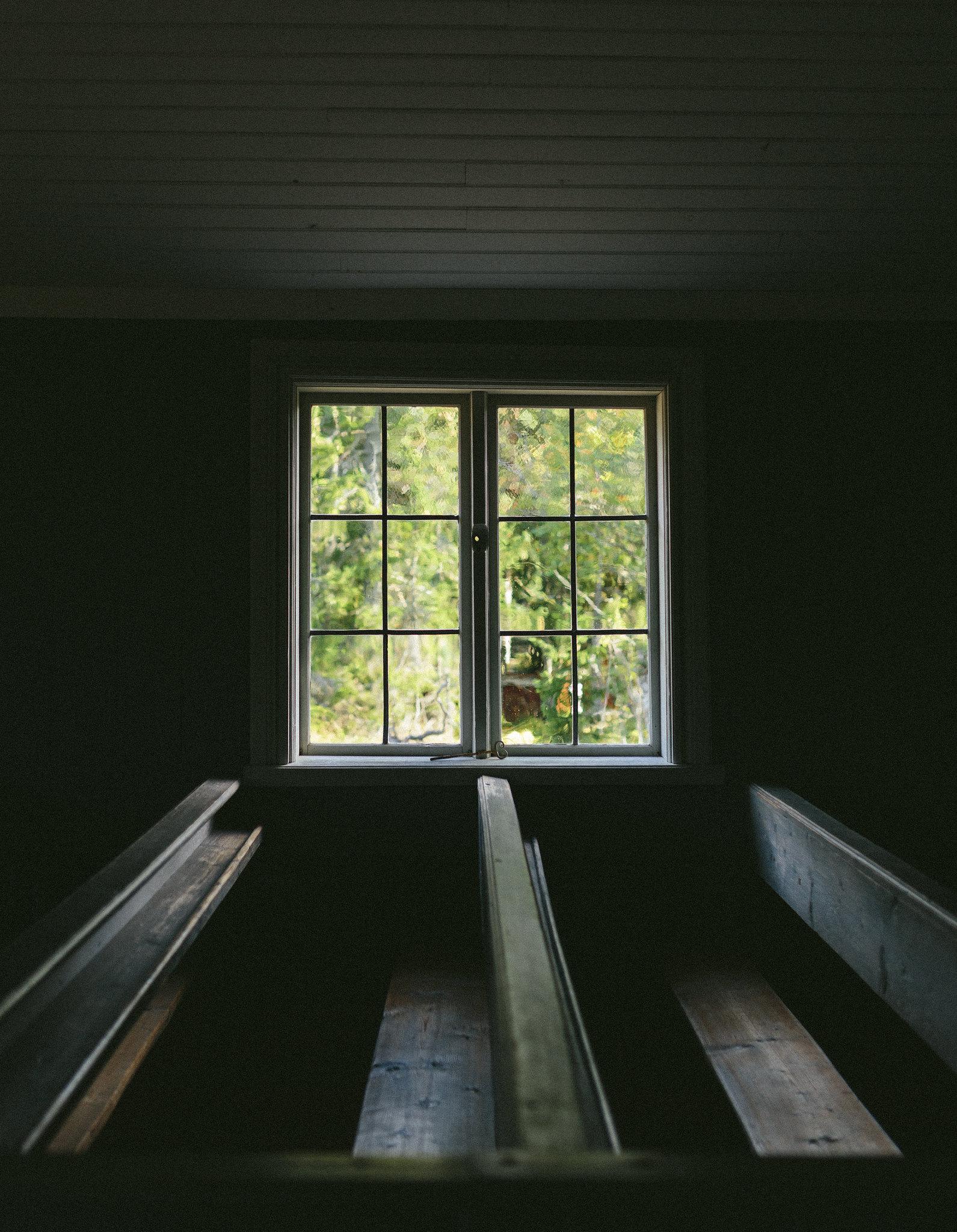 gammalt kapell på storjungfrun - karinevelina.se