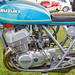 Lydden Hill August 2016 Paddock Suzuki T500 1975 001D