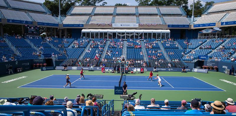 Connecticut Open: Doubles Final