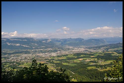 Panorama sur Chambéry