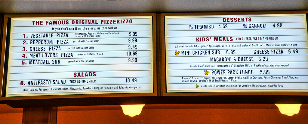 PizzeRizzo DHS