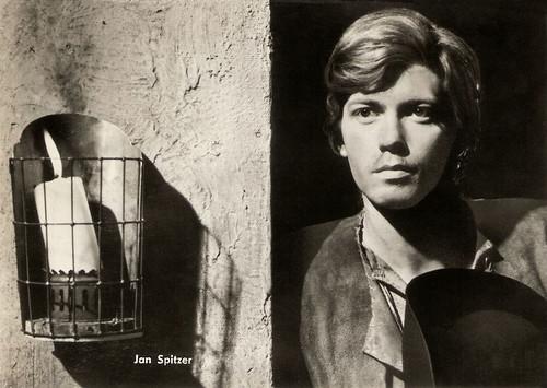 Jan Spitzer in Jungfer, Sie gefällt mir (1969)
