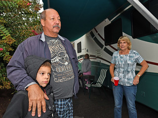 Bristol Motor Speedway helps Hurricane campers