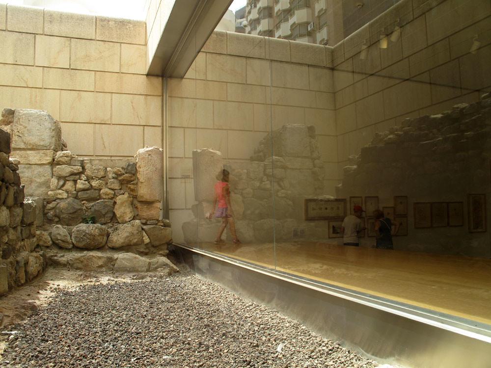 museo teatro cartagena_patrimonio_fachada palacio riquelme_rafael moneo_impluvium