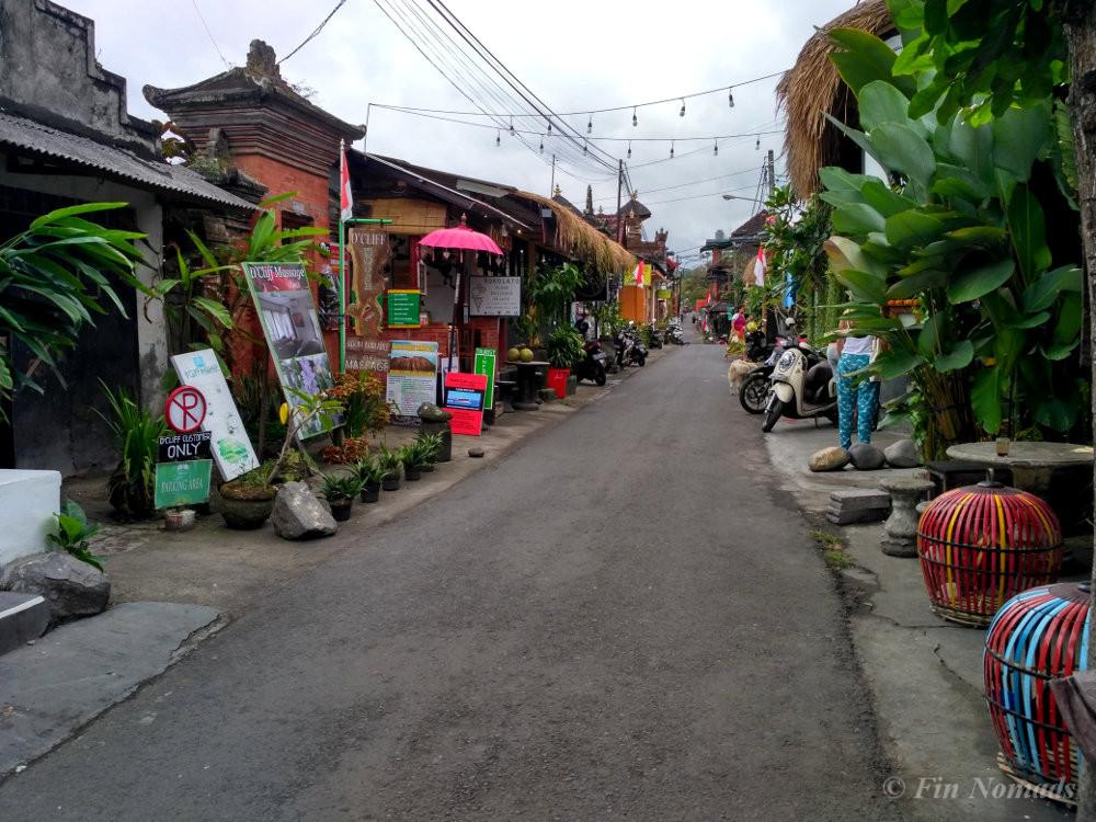ubud streets