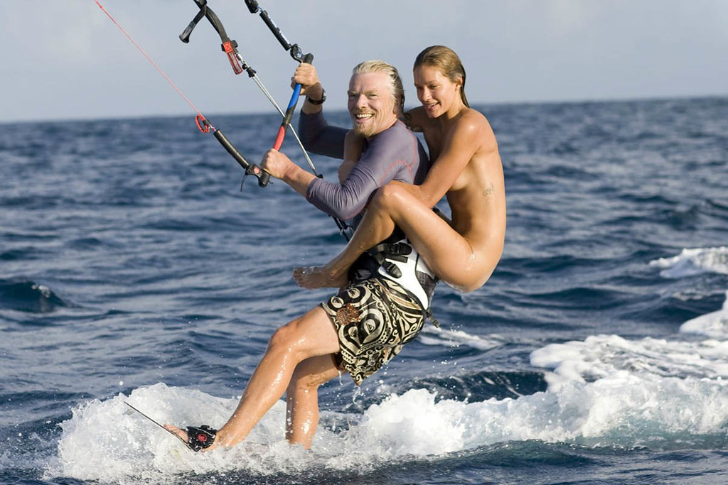 wow trump sexist branson photo