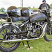 Lydden Hill August 2016 Paddock Vincent Black Shadow 1950 001B