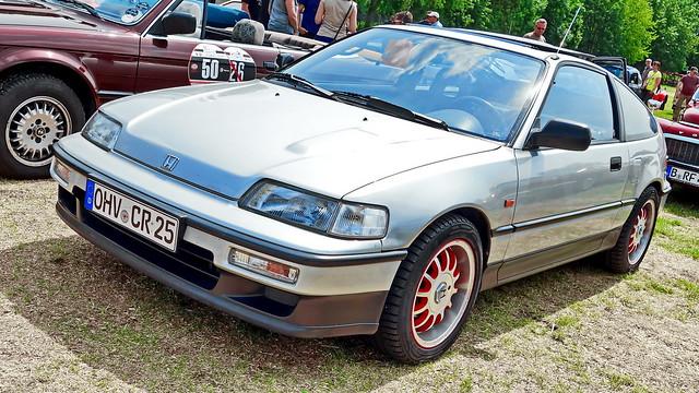 CR-X (ED9) - Honda