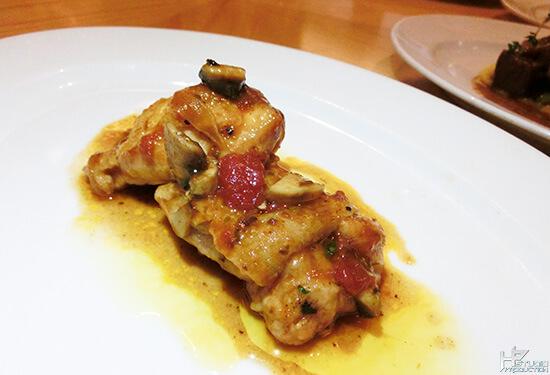 Marriott Café Italian buffet