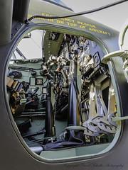 Mosquito Cockpit