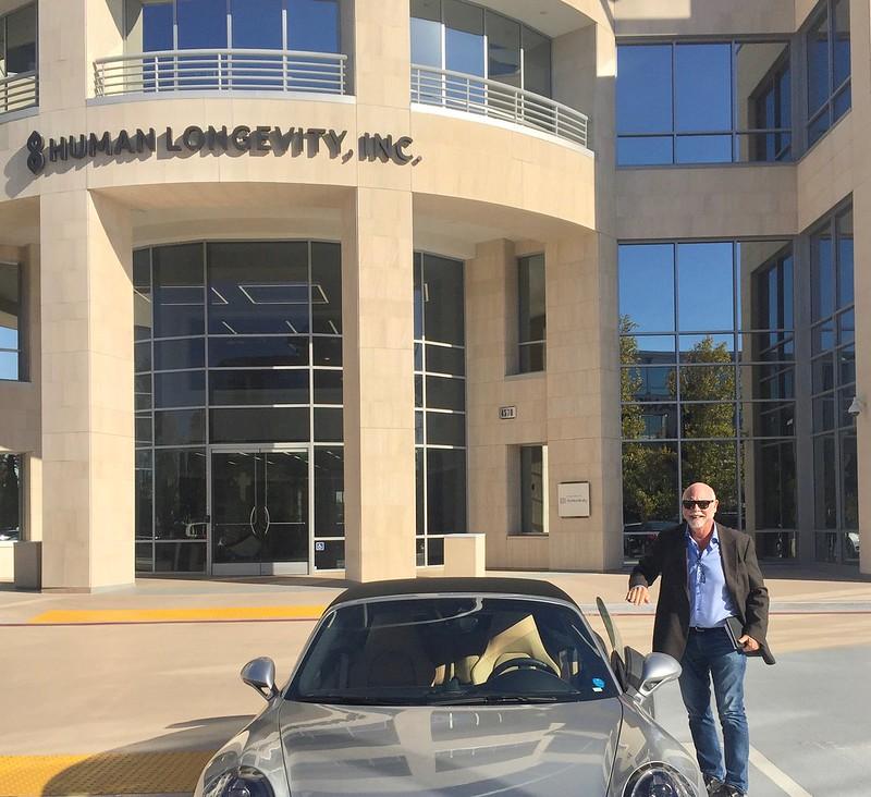 Craig Venter at Human Longevity Inc. (HLI)