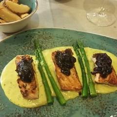 Salmon Vikingo, Restaurante El Santísimo.