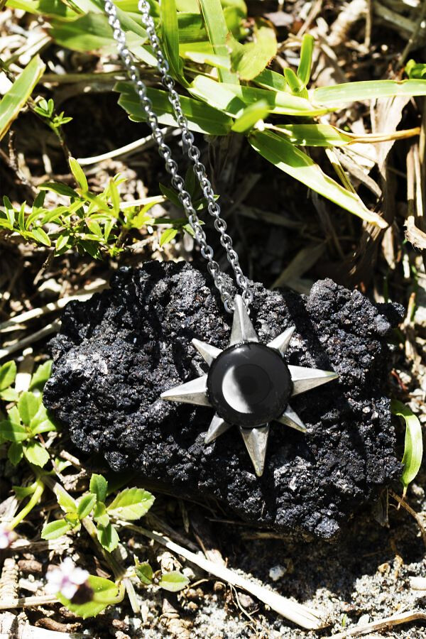 Star and Moon Necklaces