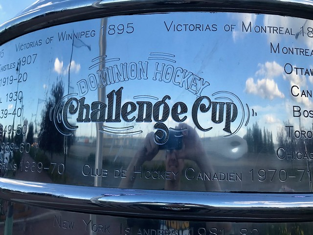 Dominion Hockey of Challenge Cup