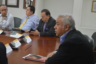 Reunión de Contralores en Medellín