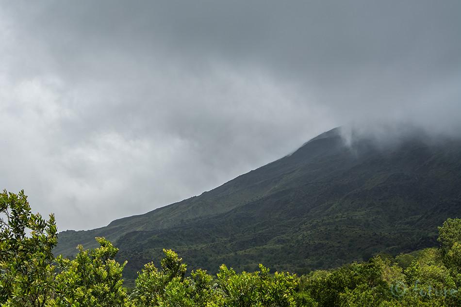 Arenal, volcano, Lake, Costa, Rica, Kaido Rummel