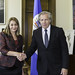 Secretary General Meets with the Attorney General of Argentina