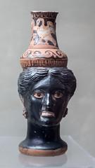 Etruscan Red Figure oinochoe