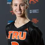 Abby Spratt, WolfPack Women's Volleyball