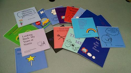 Sixth Grade Picture Books