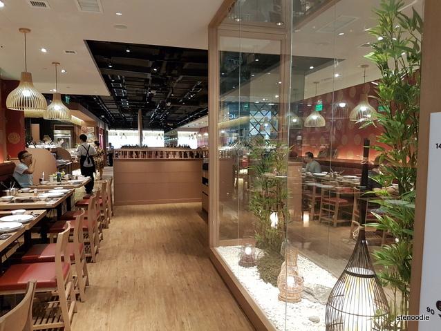 Gyujin Shabu Shabu & Sukiyaki Restaurant interior