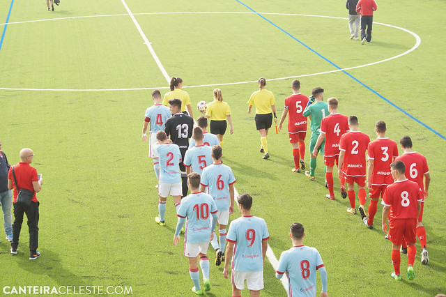 JUVENIL A | Celta - CD Areosa (24/09/2017)