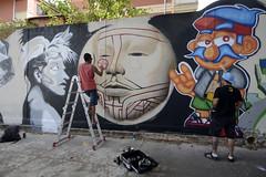 Programa Gentileza leva arte à região leste de BH