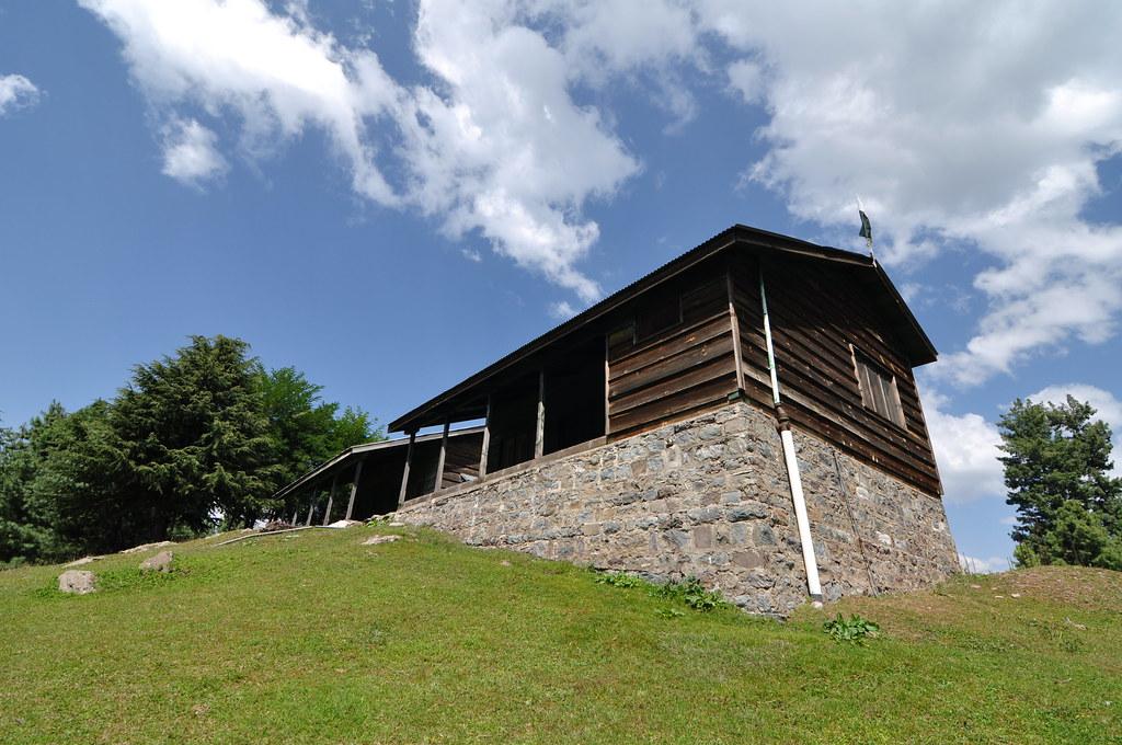 Shinkiari Hut