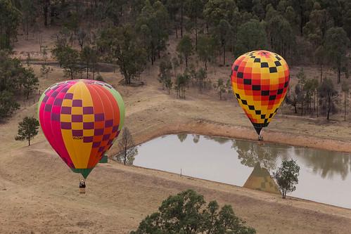Hunter Valley Balloon Fiesta 23