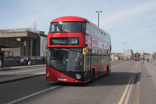 Arriva London LT317 LTZ1317