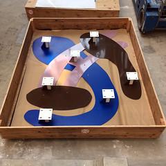 Sculpture 2 in crate