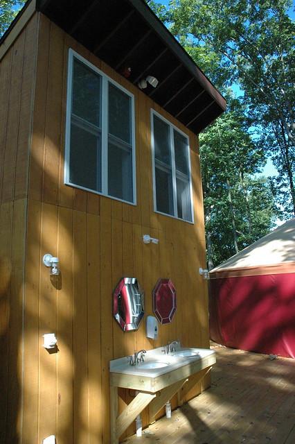 Rustic Yurts