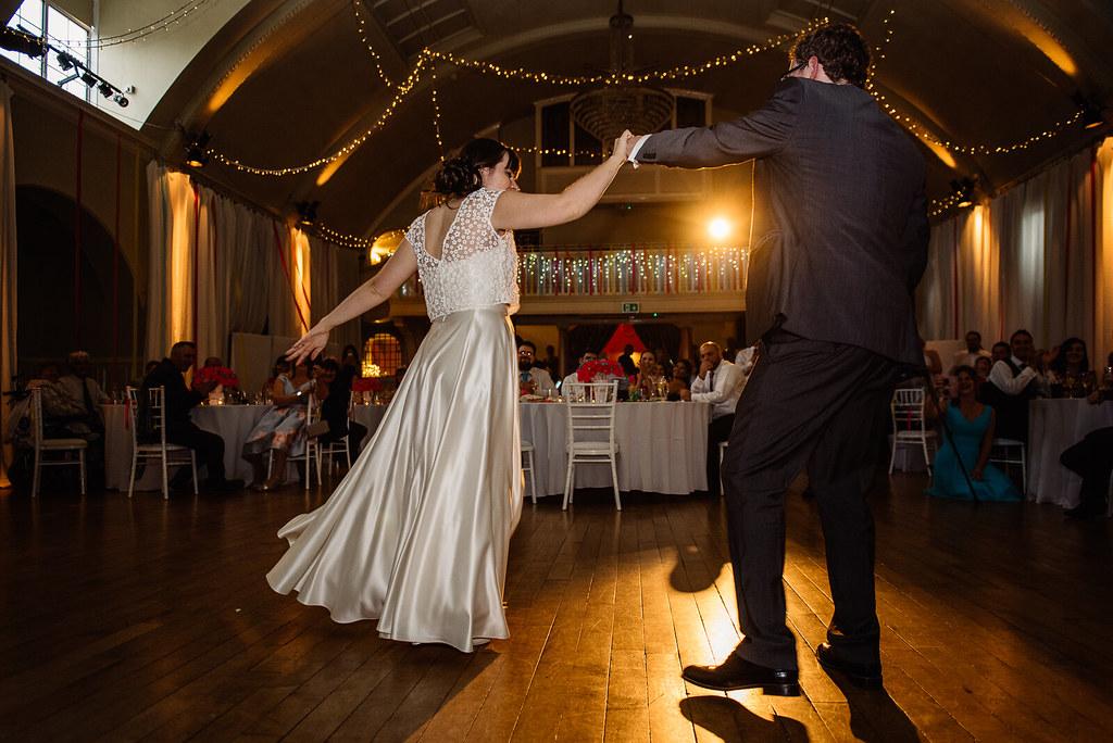 wedding day - dance