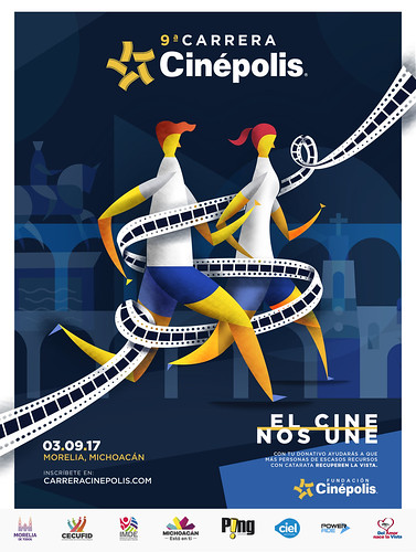 Carrera Cinepolis 2017