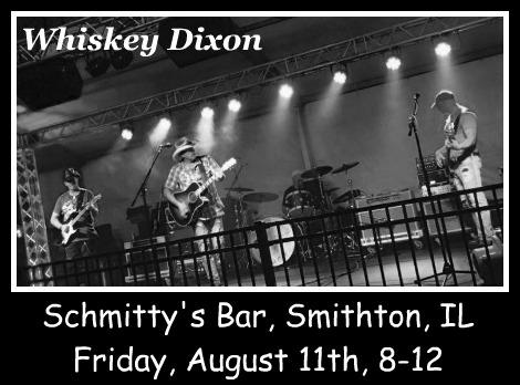 Whiskey Dixon 8-11-17