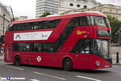 Wrightbus NRM NBFL - LTZ 1058 - LT58 - Aldwych 11 - Go Ahead London - London 2017 - Steven Gray - IMG_0673