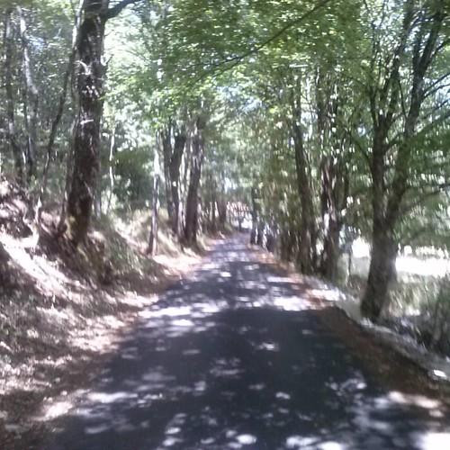 #strada di #montagna #aceretta