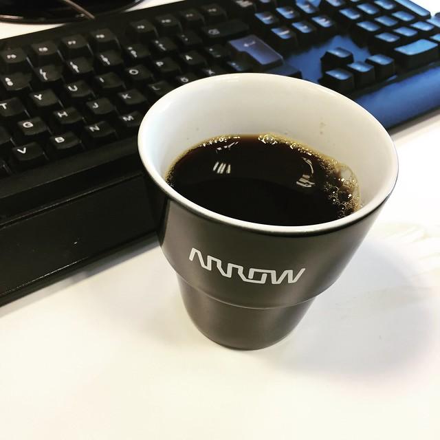 Coffe overload