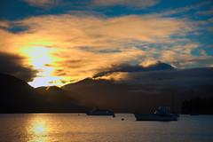 Te Anau Sunset