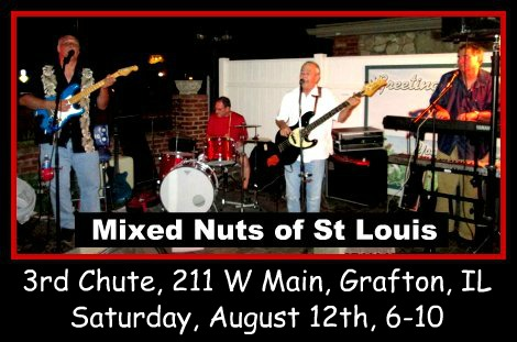 Mixed Nuts of St. Louis 8-12-17