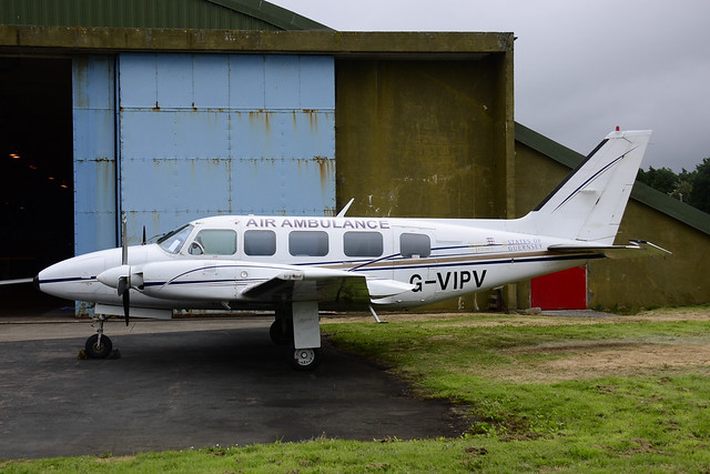 G-VIPV PA-31-350 Navajo Chieftain