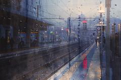 Rain Experiment N°4