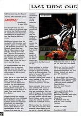 St Mirren vs Morton - Bells Challenge Cup Semi Final - 2005 - Page 14