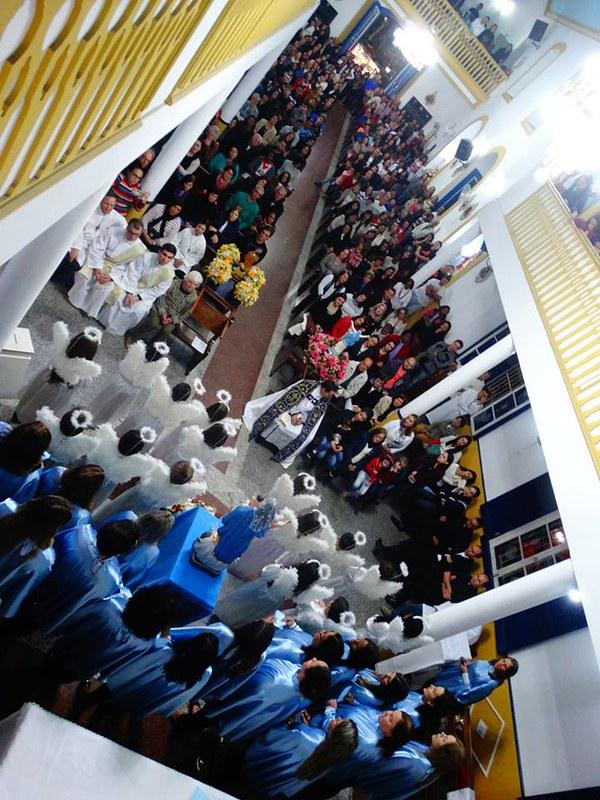 30 08 2017 Festa Nossa Senhora São José do Vale do Rio Preto