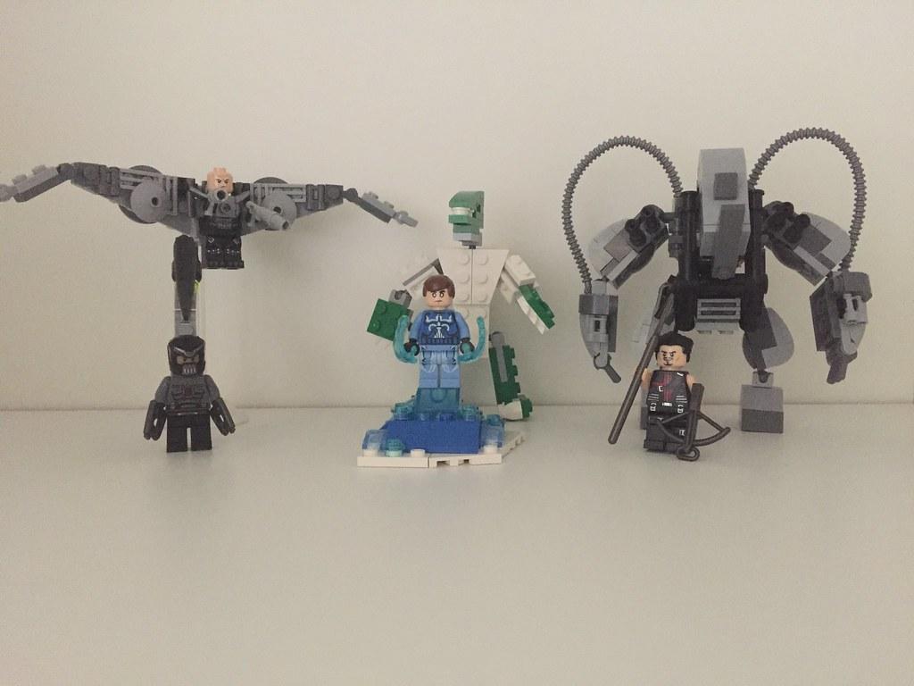 Lego Sinister Six