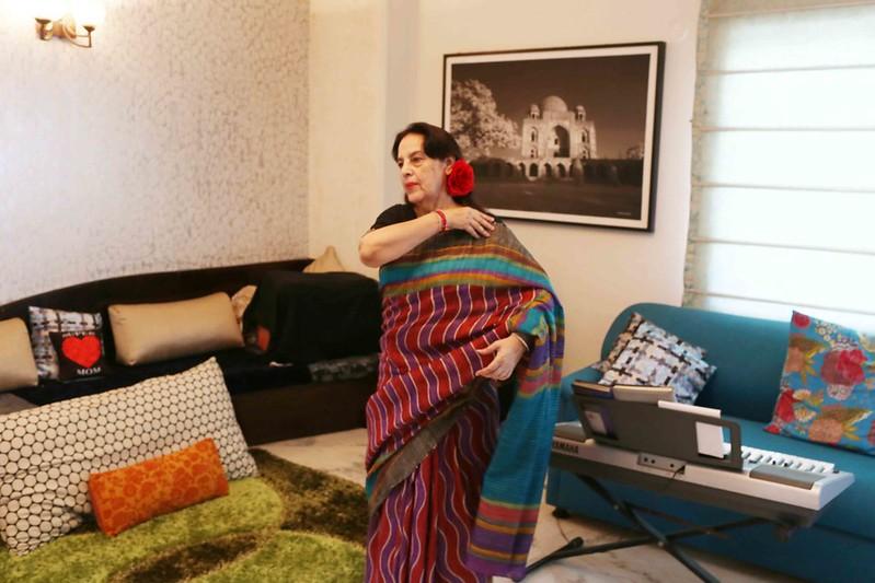 Mission Delhi - Salma Sultan, Jangpura